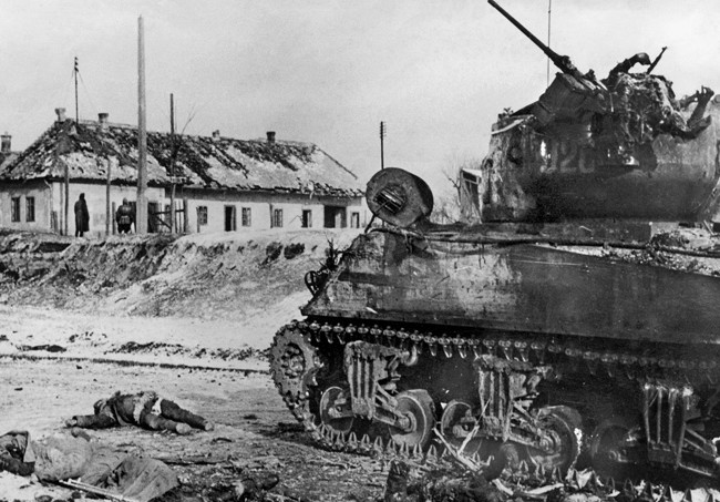 """Hungary: January 01, 1944 -December 31, 1945. 