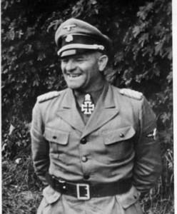 General Sepp Dietrich.