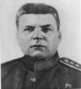 Marshal Rodion Malinovsky.