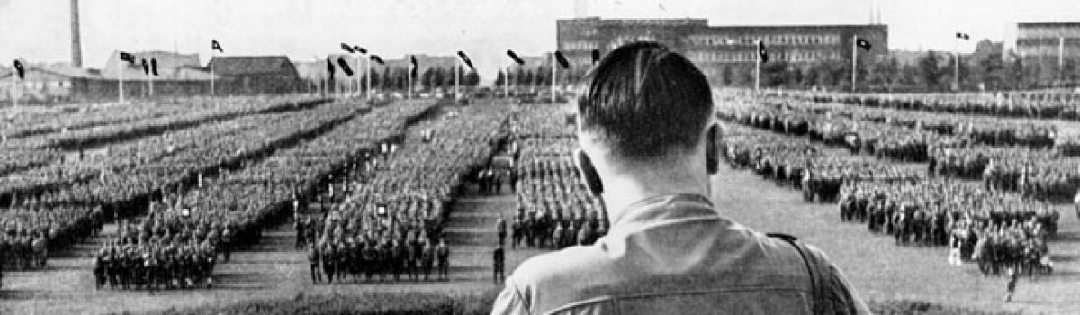 Adolf Hitler: Rhetoric's Overlord of Darkness