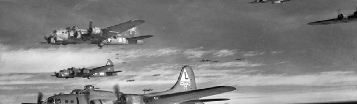 Time Stood Still: A B-17 Pilot's Story