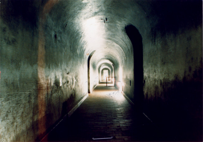 The main tunnel at Berchtesgaden is partially accessible and provides a glimpse of life at Hitler's retreat during World War II.
