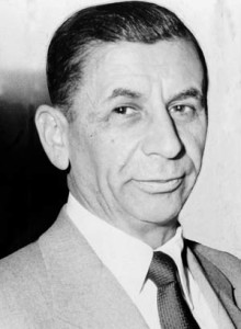 "Meyer Lansky, known as ""the Little Man,"" had been a cohort of mob boss Lucky Luciano for years when he was asked to work with ONI."