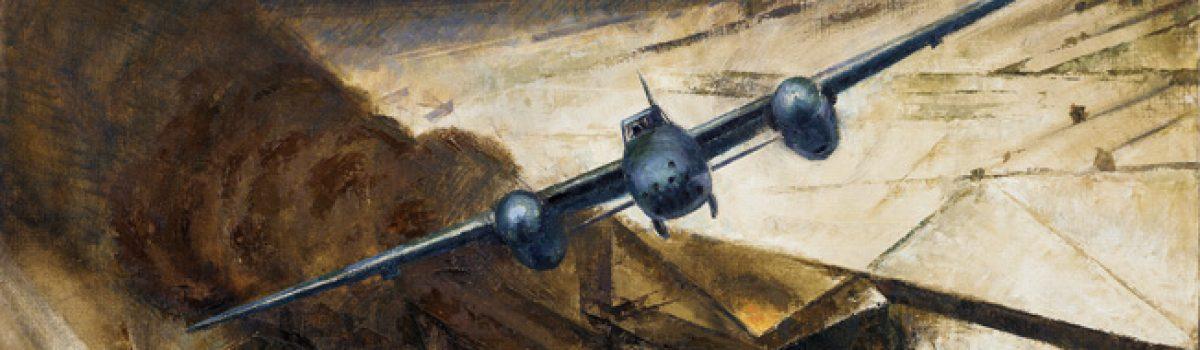 The RAF's Wooden Wonder