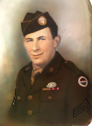 Sergeant Lowell E. Norwood.