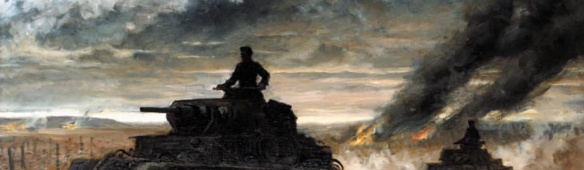The Battle of Kursk: Showdown at Prokhorovka and Oboian