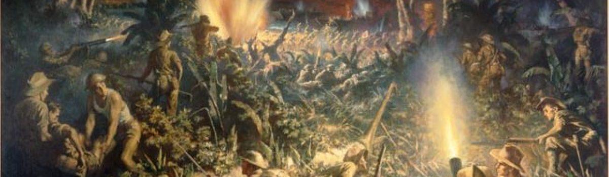 The Fall of Malaya: Japanese Blitzkrieg on Singapore