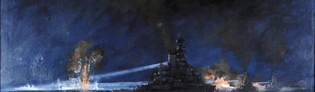 Mussolini's Navy Foiled: The Battle of Cape Matapan