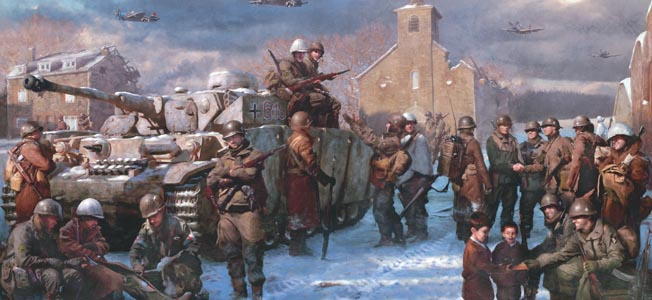 Ed Mauser, who fought as a member of the celebrated band of brothers, hadn't talked about his odyssey until now.