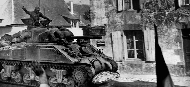 One of the worst infantry divisions in the U.S. Army turned itself around during the drive across france.