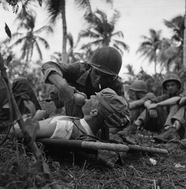 The U.S. Army Medical Corps: Caring for the Casualties in ...