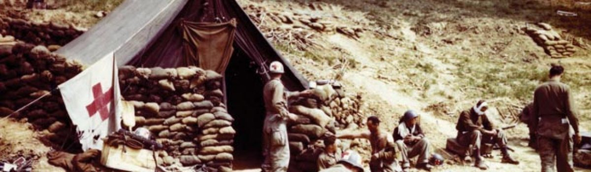 The U.S. Army Medical Corps: Caring for the Casualties in World War II