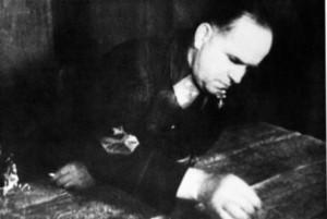 Marshal Georgi Zhukov.