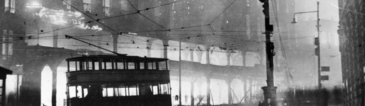 """""""This is London…"""": Edward R. Murrow in WWII"""