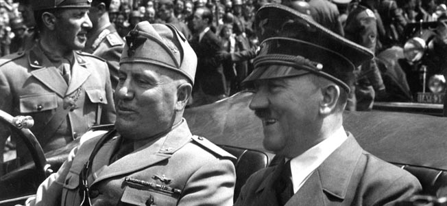 Intrigue still surrounds the execution of Mussolini and his mistress Claretta Petacci by communist partisans in 1945.