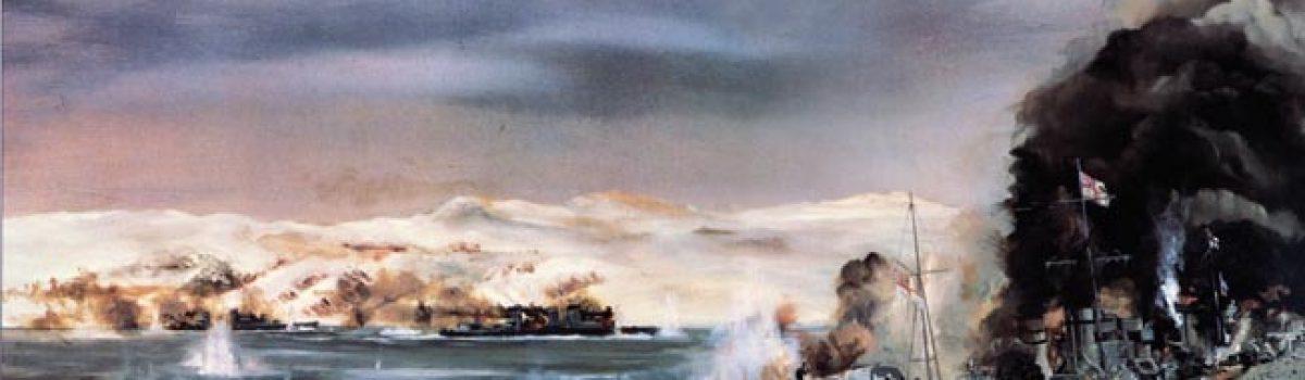 The Battle of Narvik: Crippling the Kriegsmarine