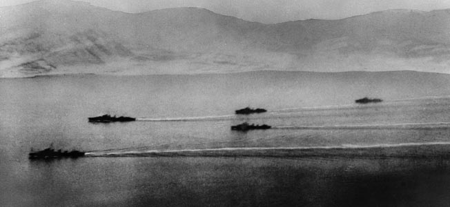 Violent clashes depleted much of the Kriegsmarine destroyer force, but the British Naval victory could not change the outcome in Norway.