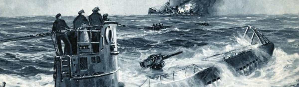 Nazi U-Boats: Rattlesnakes of the Deep