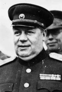 Marshal Fedor Tolbukhin.