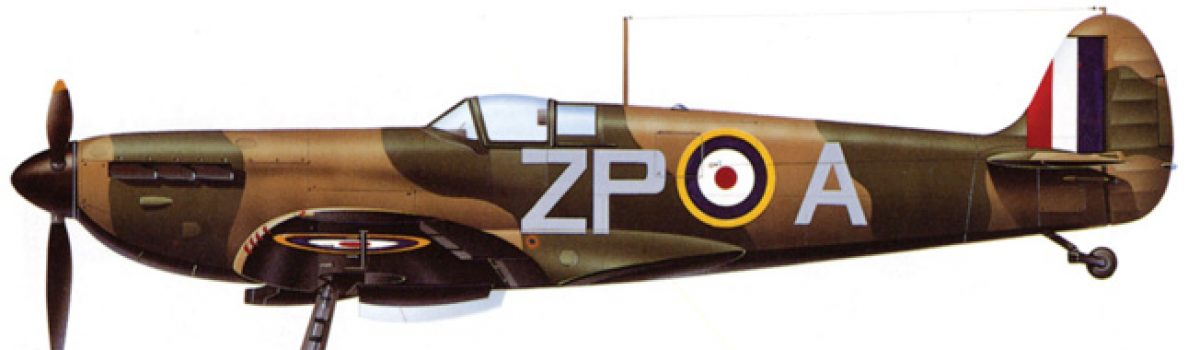 WWII Warplanes: The Superb Supermarine Spitfire