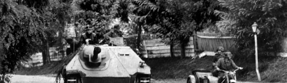 WWII Weapons: The Hetzer Tank Destroyer
