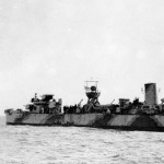The Odyssey of the Australian Destroyer HMAS Vendetta