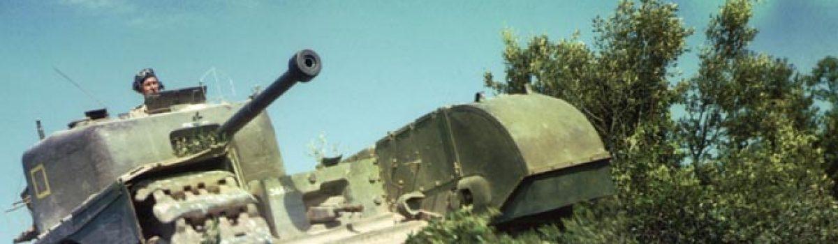 Ordnance: The British Churchill Tank