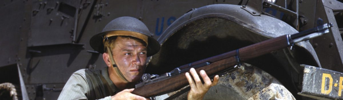 From Doughboy to GI Helmet