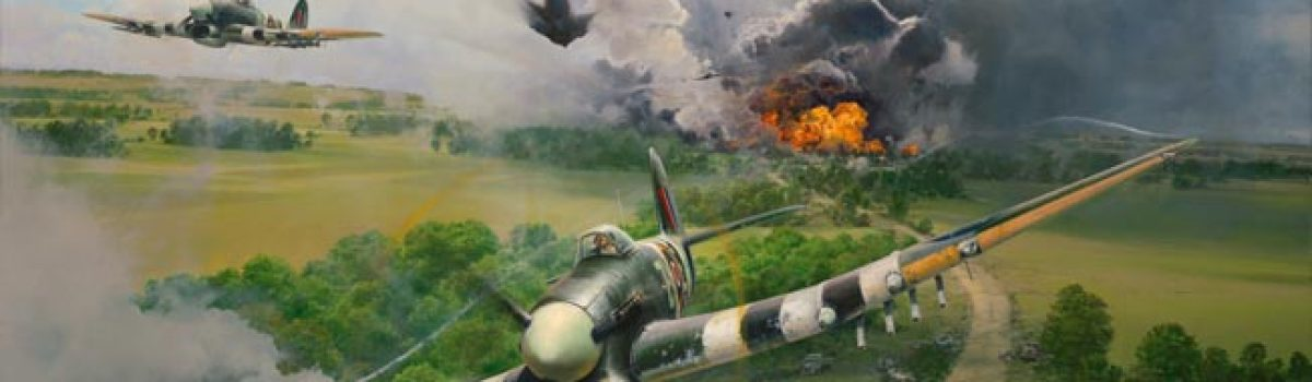 The Falaise Pocket Scourge: The RAF's Hawker Typhoon