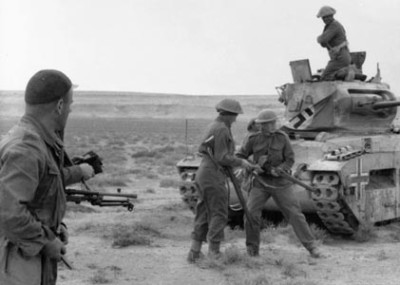 Captured Allied Armor: Enemy Wolves in Sheep's Clothing