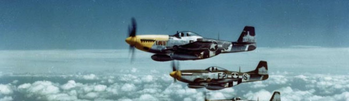 The Untamed North American P-51 Mustang