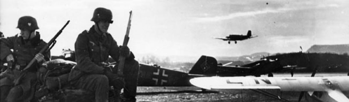 Assault on Oslo: The Naval Disaster in the Drøbak Strait
