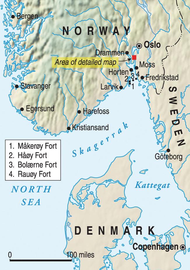 W-Oslo MAP 2