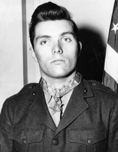 Pvt. Arthur Jackson.