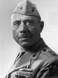 Maj. Gen. William Rupertus.