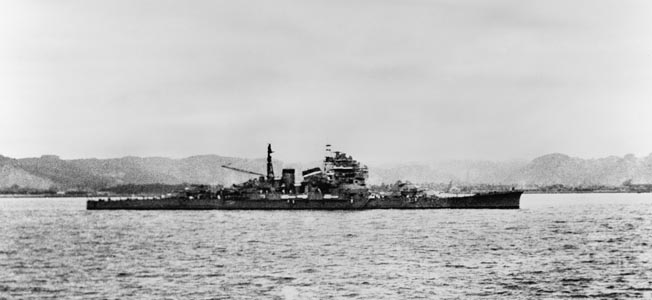 Three days after Pearl Harbor, the loss of the battleship Prince of Wales and the battlecruiser Repulse crippled the British defense of the Far East.