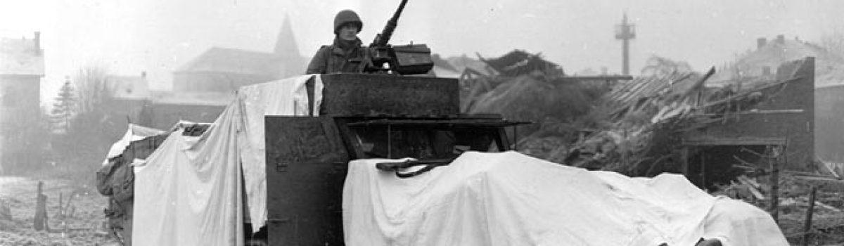 Bastogne's Bedsheets: The Story of Lieutenant Colonel John Hanlon
