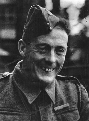 Company Sergeant Major Stan Hollis of the Green Howards was the only British soldier to win the Victoria Cross during the fighting on D-Day.