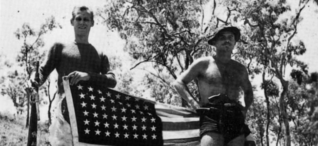 "Lieutenant Damon ""Rocky"" Gause fight for survival after the fall of Corregidor."