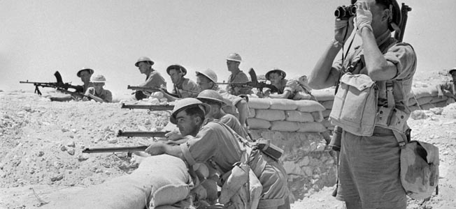 Major General Eric Dorman-Smith was an architect of the strategy that won the first battle of El Alamein in June 1942.