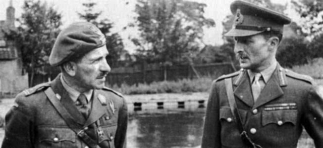 General Stanislaw Sosabowski found his Parachute Brigade entangled in political wrangling and without opportunity to fight as he saw fit.