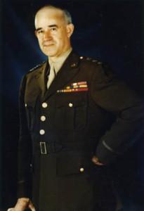 Gen. Omar Bradley.