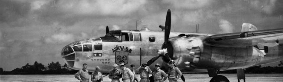A Civilian in MacArthur's Air Force