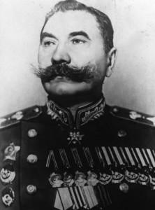 Marshal Semen Budenny.