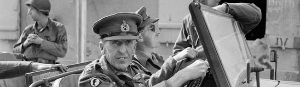 Brian G. Horrocks: Bernard Montgomery's Frontline General