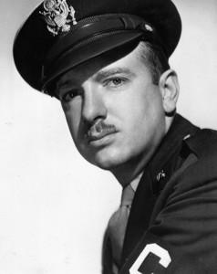 U.S. war correspondent Walter Cronkite.