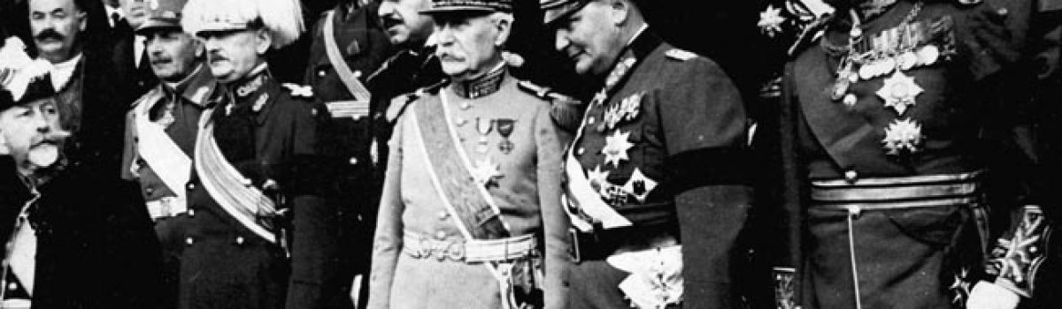 Hero of Verdun: Marshal Henri Philippe Pétain