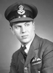 Canadian Flying Officer George F. Beurling
