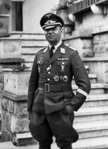 Luftwaffe General Alfred Schlemm commanded the tough German 1st Parachute Army located in the vicinity of Wesel.