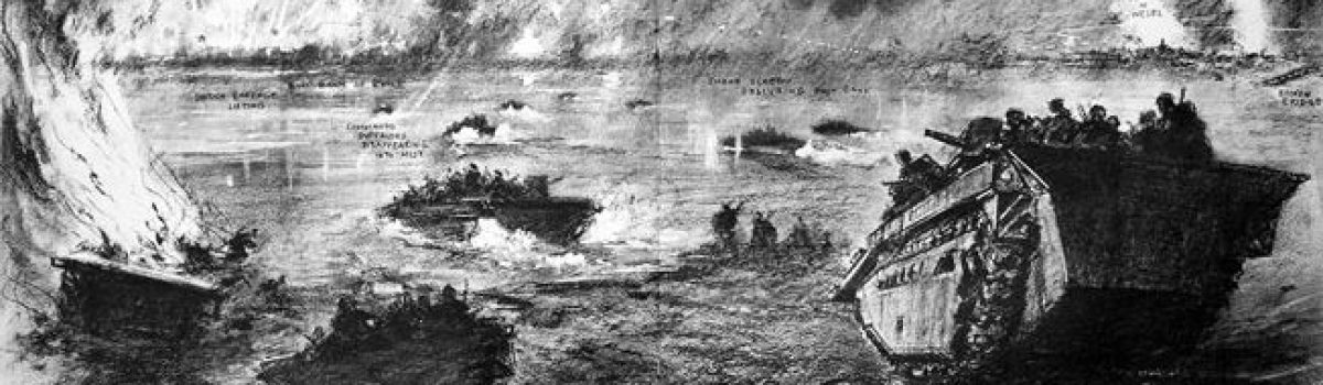 Operation Plunder: Crossing the Rhine